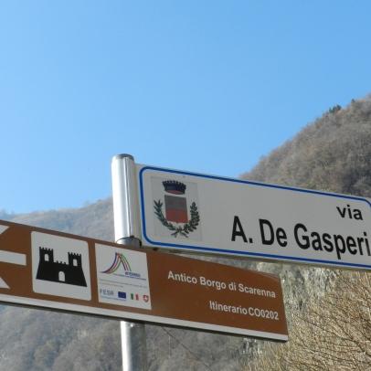 Via De Gasperi